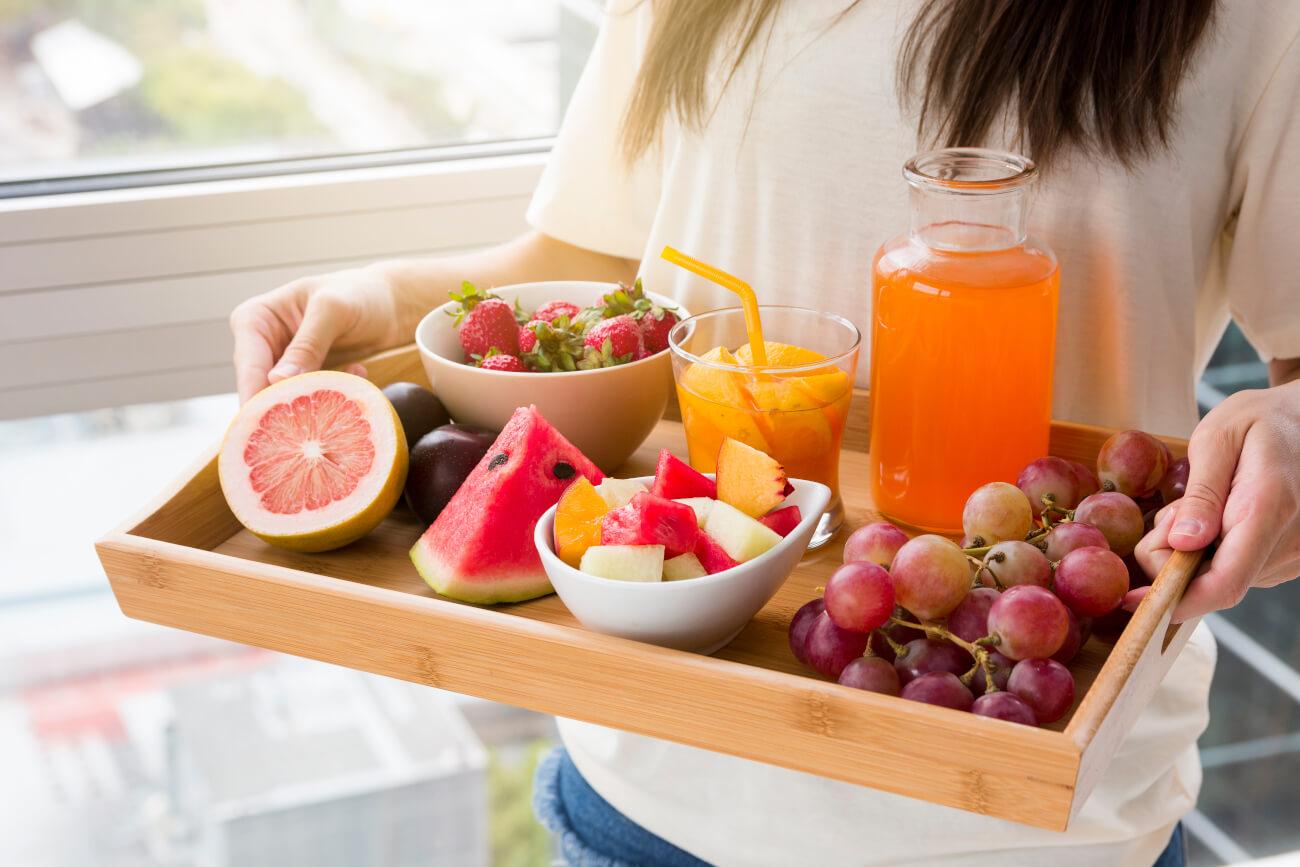 Jak przechowywać żywność w upalne dni?